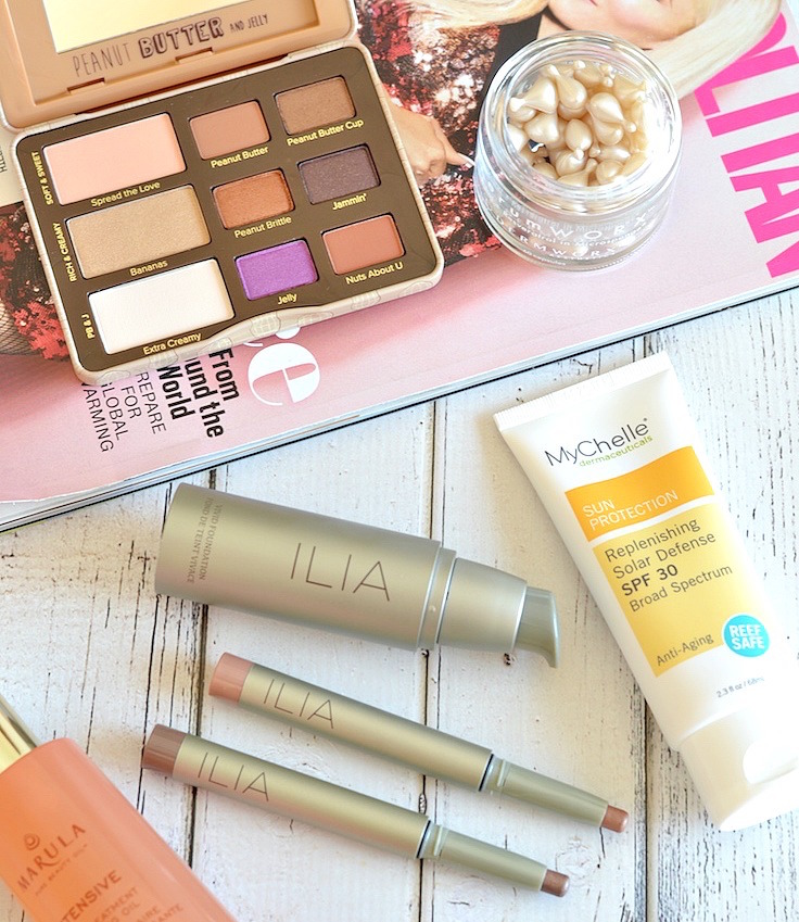 My current beauty obsessions!