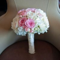 Pink and white bouquet - Tamytha Cameron Photography