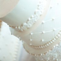 Wedding cake details - Tamytha Cameron Photography