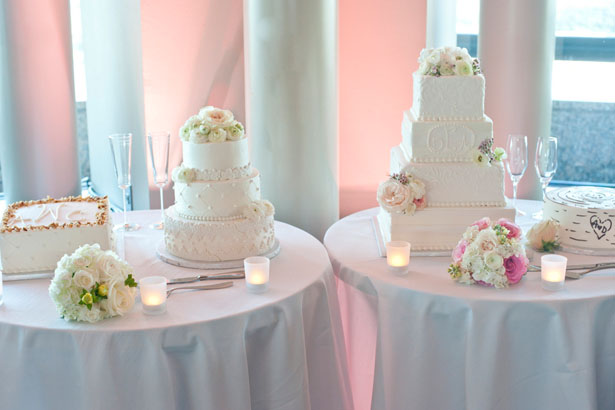 Wedding cake styles - Tamytha Cameron Photography