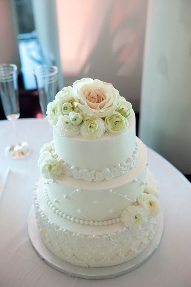 Wedding cake - Tamytha Cameron Photography