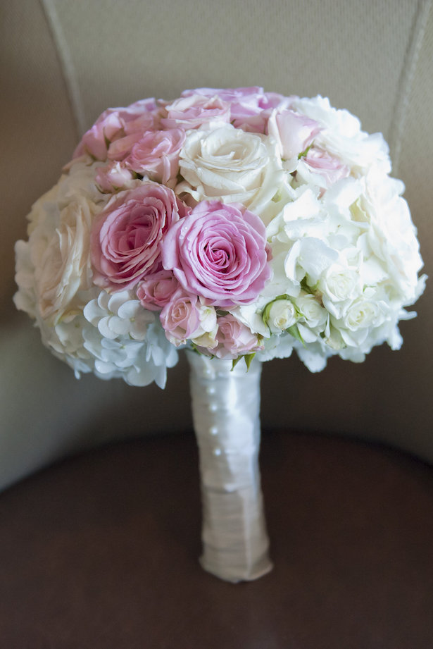 Pink Wedding Bouquet - Tamytha Cameron Photography