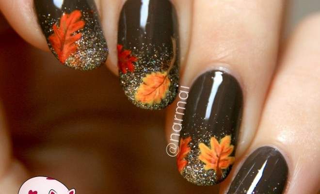 Top 10 Nail Art Designs Inspired By Fall Beauty