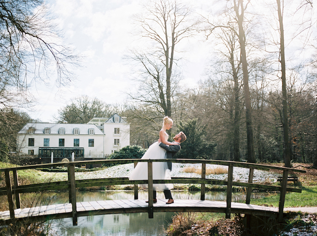 Swan Lake wedding inspiration | Chymo & More