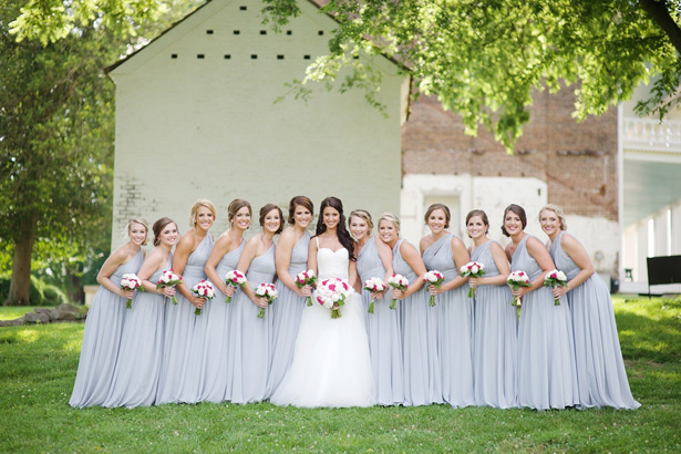Bridal party - Justin Wright Photography
