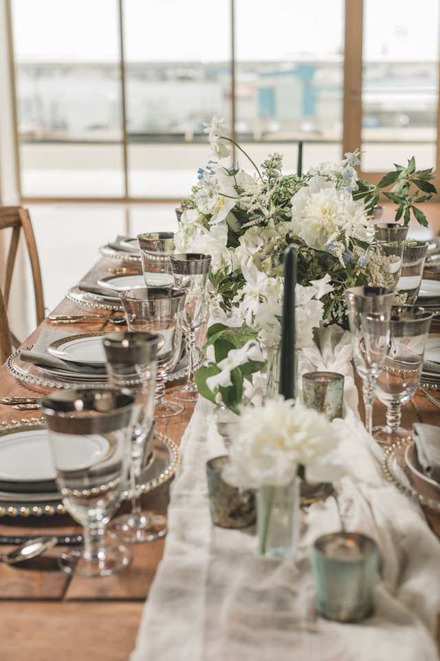 New England wedding reception venue | About Time Photography