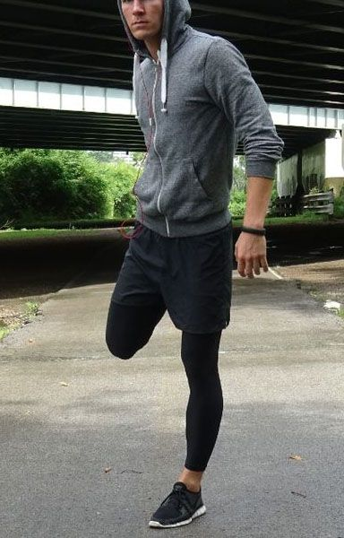 How to wear Sweatpants and Joggers for Men (4)