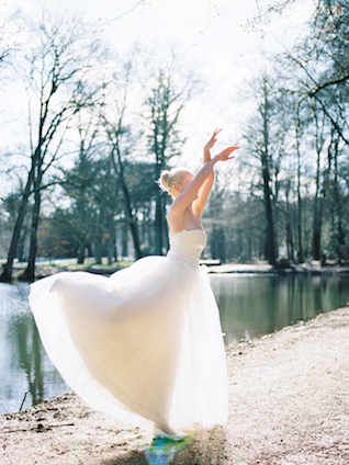 Ballet wedding dress | Chymo & More