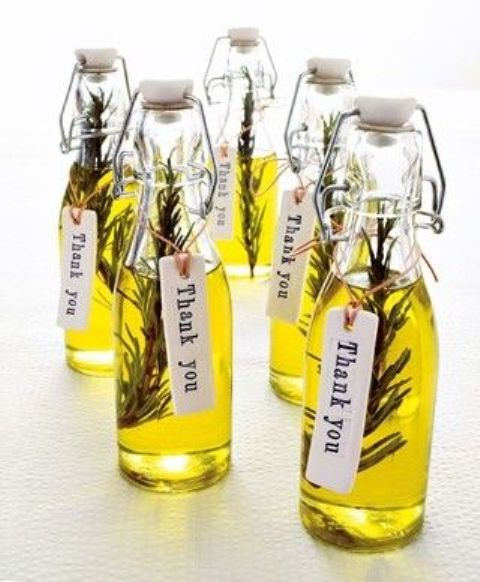 fresh olive oil is another great gift idea