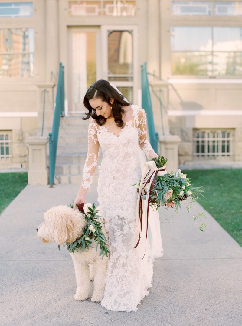 styled shoot