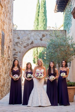Bridesmaid strapless dresses - Life's Highlights