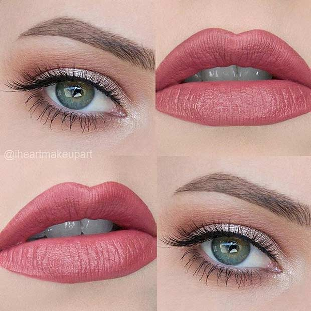 Easy and Simple Everyday Makeup