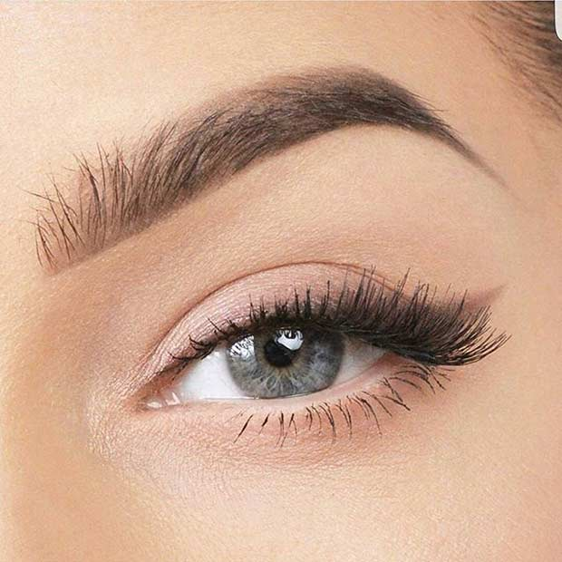 Smoked Out Winged Liner Everyday Makeup