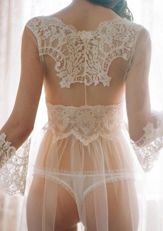 lace and beads Claire Pettibone lingerie