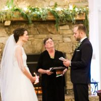 Beautiful wedding moment - Shandi Wallace Photography
