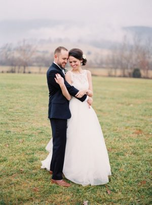 Beautiful bride and groom - Shandi Wallace Photography