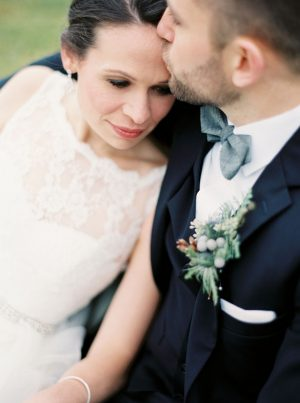 Bride and groom portrait - Shandi Wallace Photography
