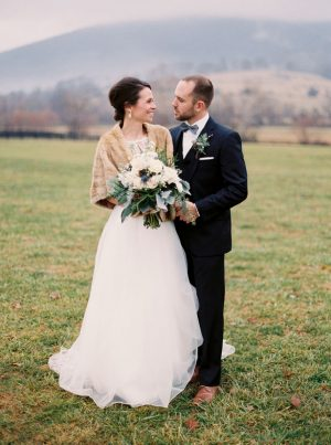 Outdoor wedding photo - Shandi Wallace Photography