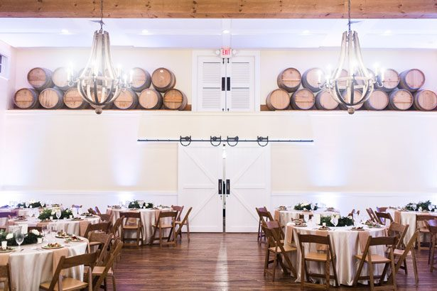 Vineyard wedding setting - Shandi Wallace Photography