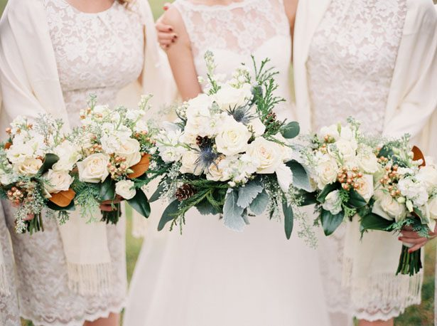 Wedding bouquets - Shandi Wallace Photography