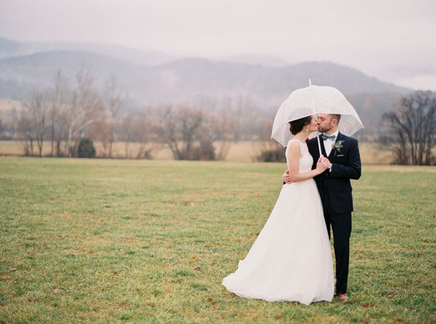 Winter wedding - Shandi Wallace Photography