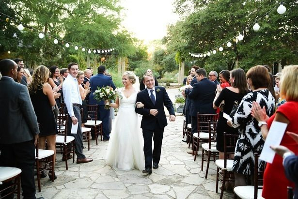 Wedding ceremony picture - Hyde Park Photo