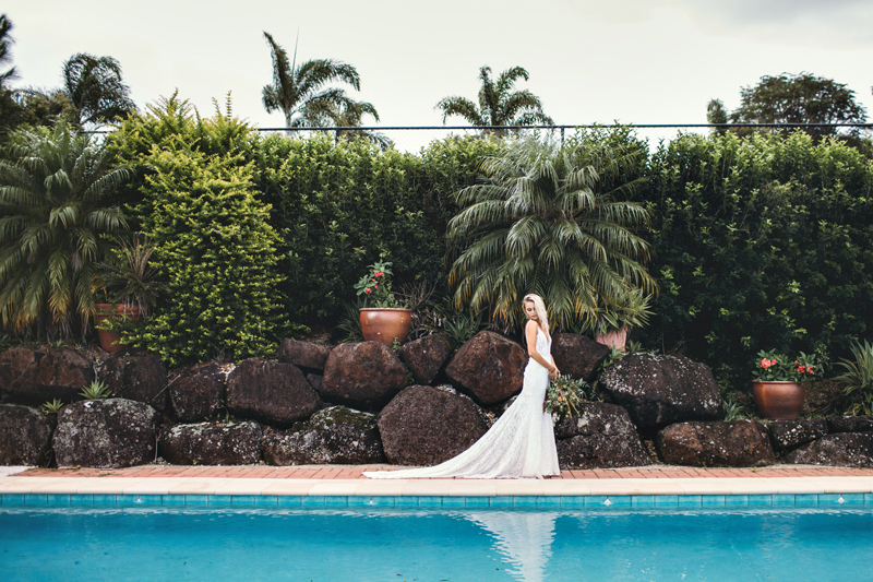 Palm Springs Inspired Wedding Editorial from Australia - photo by Ivy Road Photography http://ruffledblog.com/palm-springs-inspired-wedding-editorial-from-australia