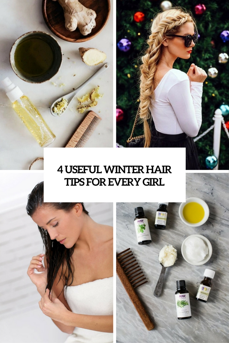 4 useful winter hair tips for every girl cover