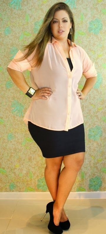 winter casual outfit plus size