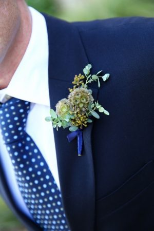 Groom boutonniere - Hyde Park Photo