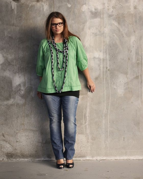 Every day outfits plus size women