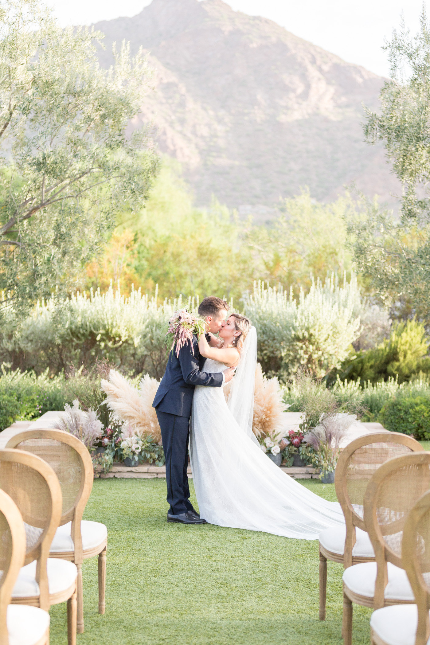 Cheerful Desert Wedding Inspiration with Bright Yellow - photo by Karlee K Photography http://ruffledblog.com/cheerful-desert-wedding-inspiration-with-bright-yellow