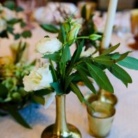 Wedding centerpiece - Hyde Park Photo