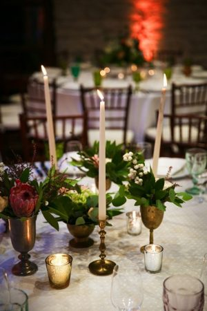 Wedding candles - Hyde Park Photo