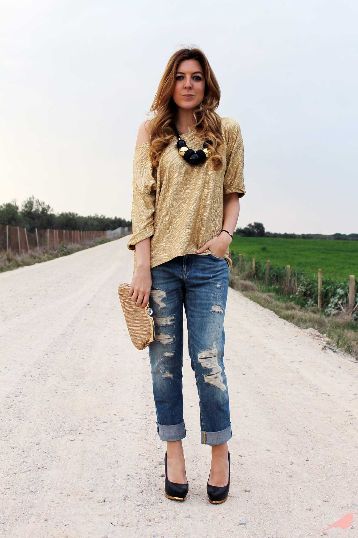 Stylish jeans for women