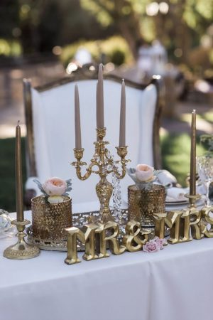 Sweet heart table - William Innes Photography