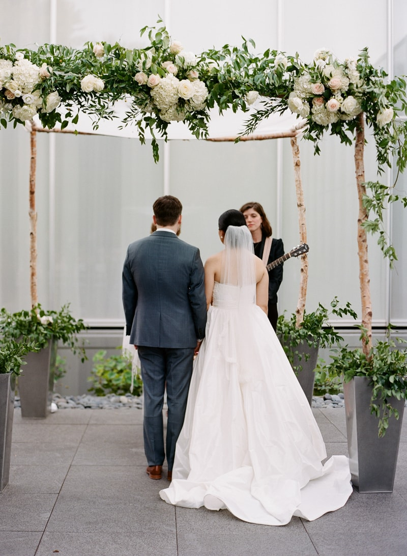 NC Museum of Art Wedding