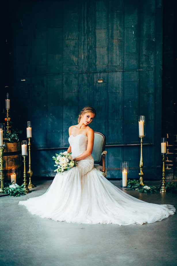 Bridal Portrait - Derek Halkett Photography