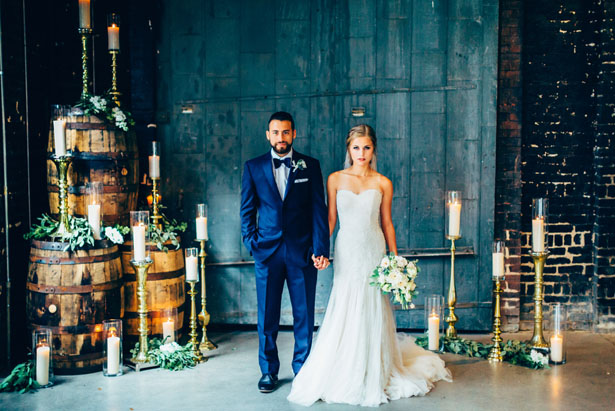Glamorous Wedding inspiration - Derek Halkett Photography