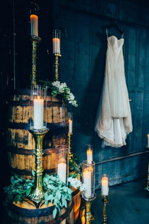 Rustic Glamour Wedding Ideas - Derek Halkett Photography