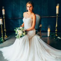 Bridal portrait ideas - Derek Halkett Photography