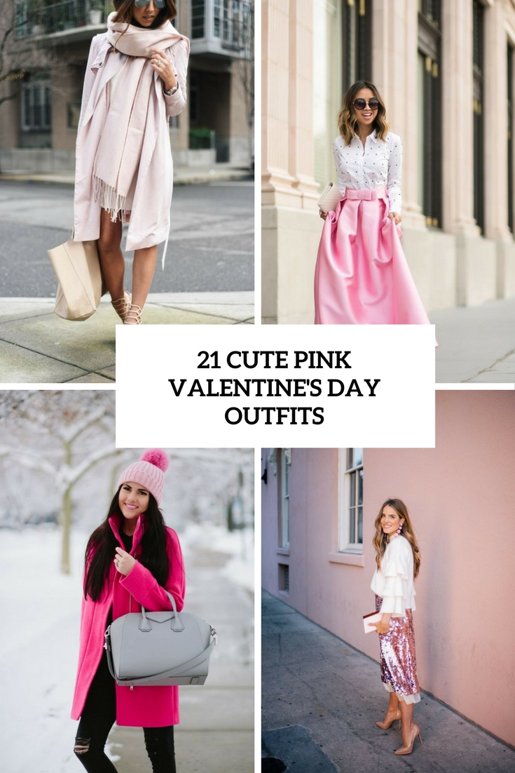 cute pink valentines day outfits cover