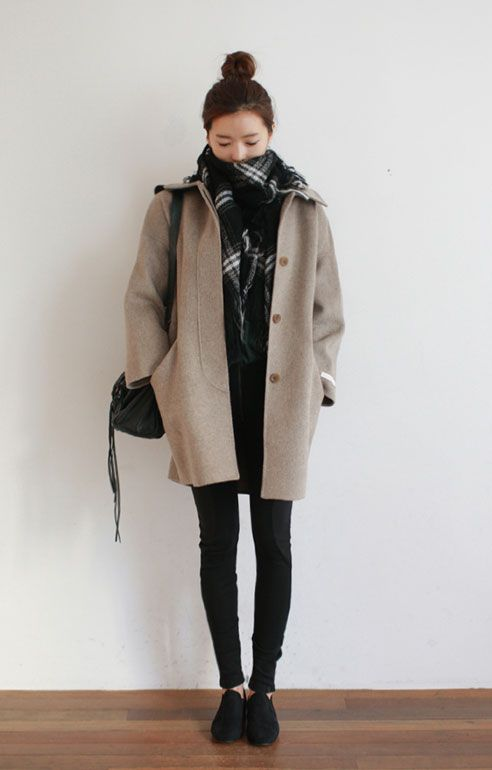Trench Coat Outfits Women-19 Ways to Wear Trench Coats this Winter (4)
