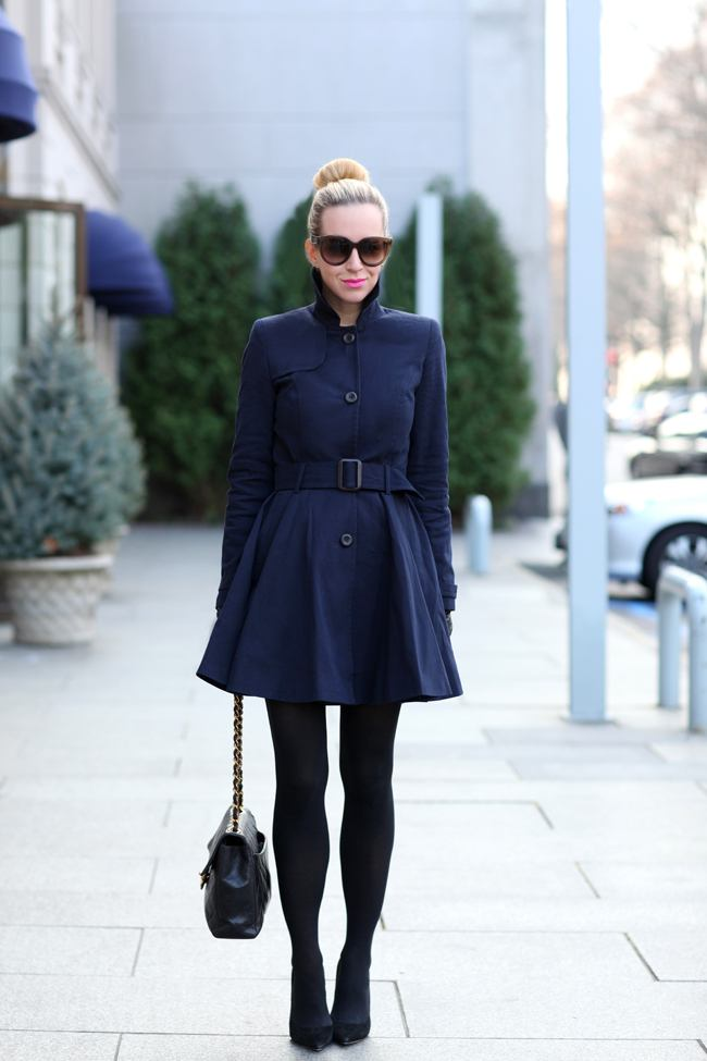 Trench Coat Outfits Women-19 Ways to Wear Trench Coats this Winter (3)