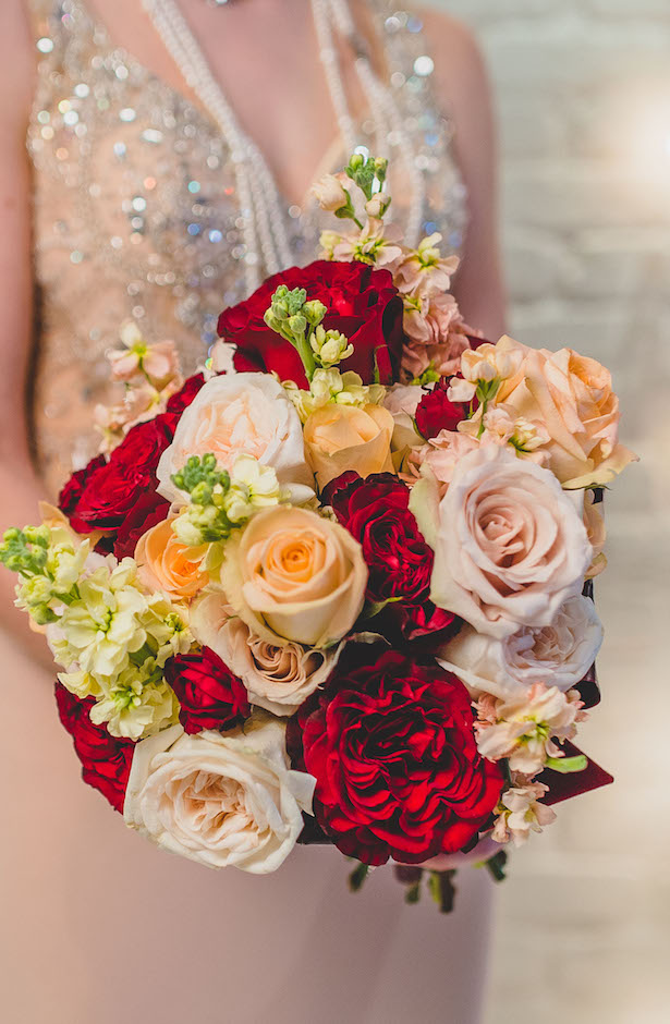 Wedding Bouquet - Edward Lai Photography