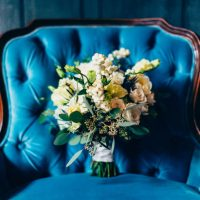 Wedding bouquet - Derek Halkett Photography