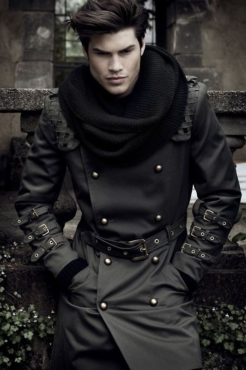 The loaded trench suit