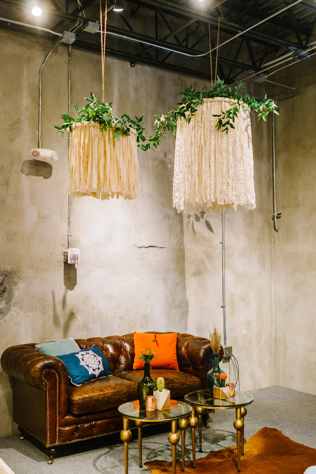 bohemian wedding inspiration - photo by Cathrine Taylor Photography http://ruffledblog.com/colorful-alabama-wedding-with-desert-accents
