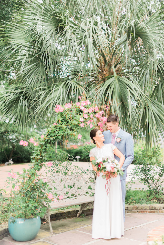 Palm Springs styled wedding | Brittany Schlamp Photography