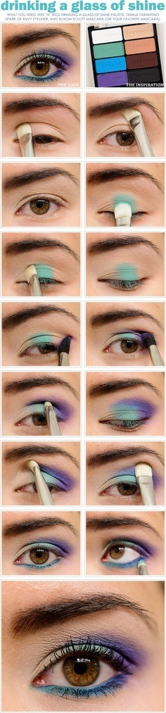 Easy Eye makeup Tutorials